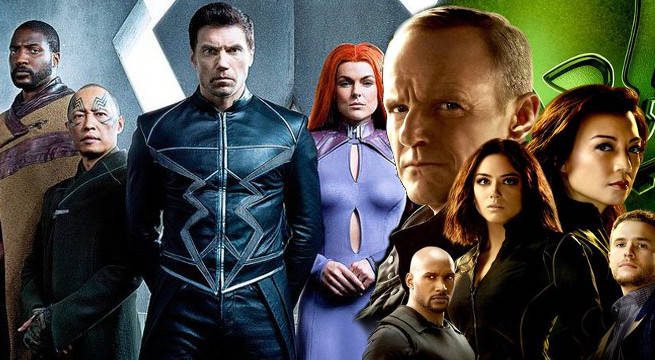 marvels the inhumans impacts agents of shield