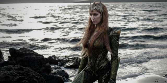 Mera in Aquaman Movie
