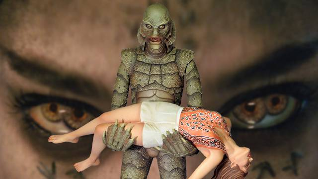 mummy-creature-from-the-black-lagoon