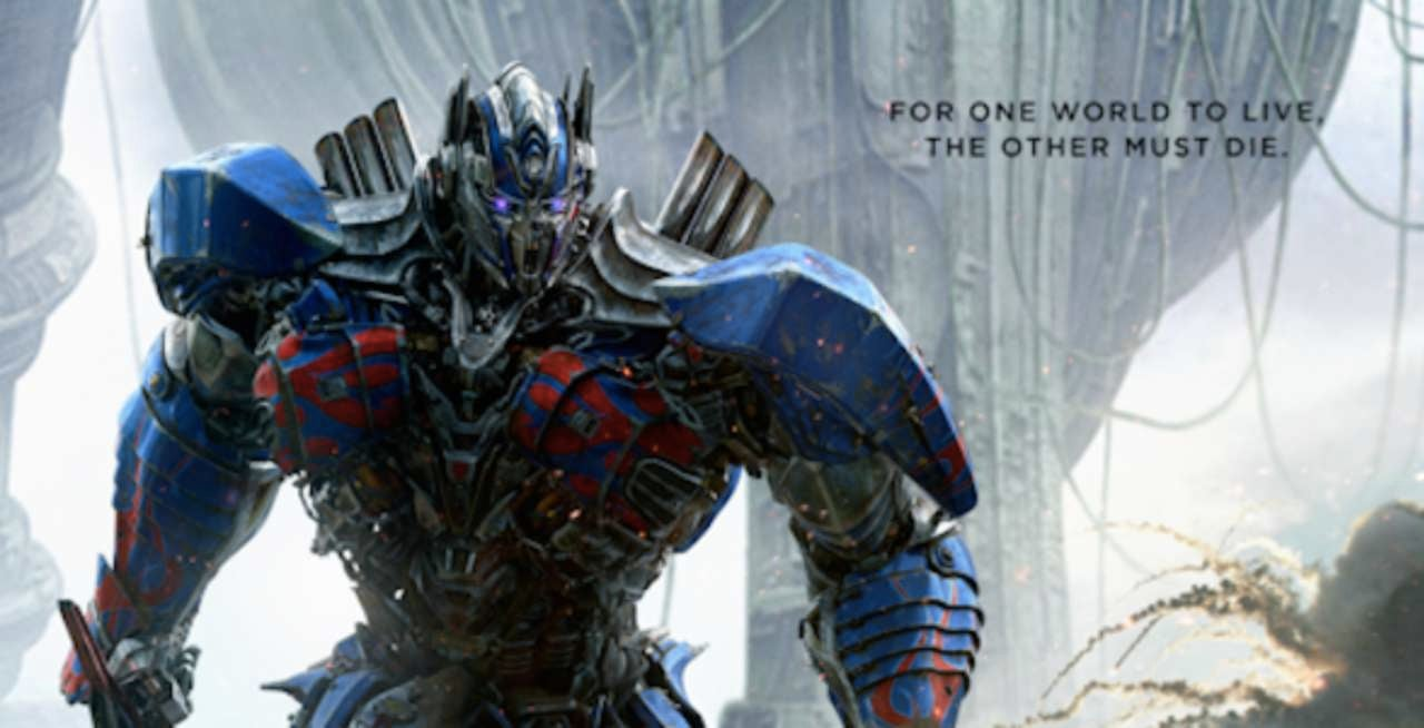 transformers: the last knight releases ominous new poster