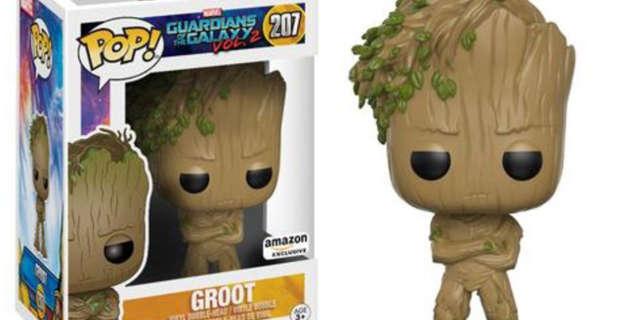 New Teenage Groot Funko Pop Revealed