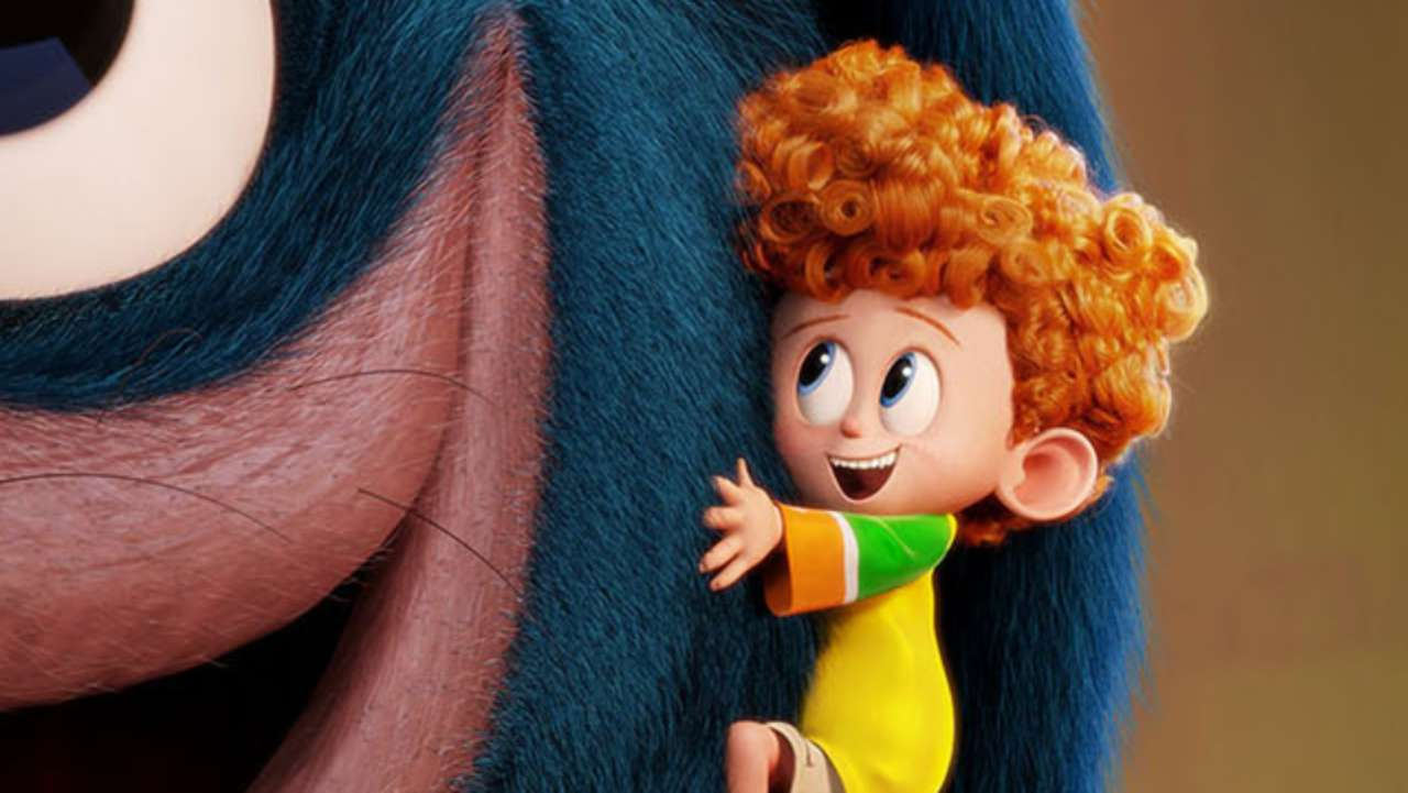 First Look At Hotel Transylvania Short Puppy
