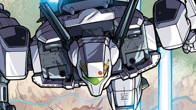 Robotech 02 Cover A Nick Roche-Header
