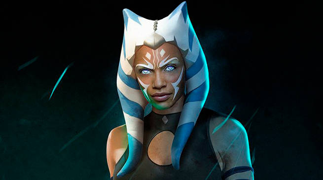 Rosario Dawson Ahsoka May the 4th