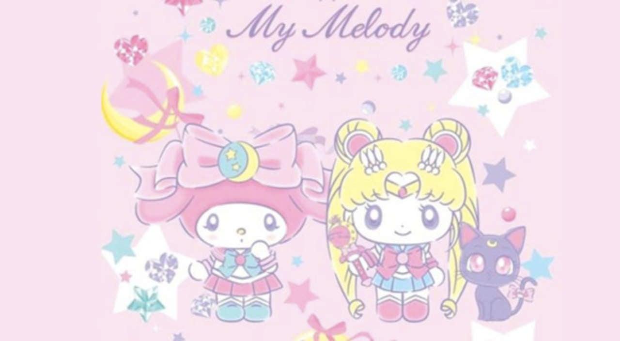 7fbc9980d Sailor Moon Gets A Hello Kitty Twist To Celebrate 25th Anniversary