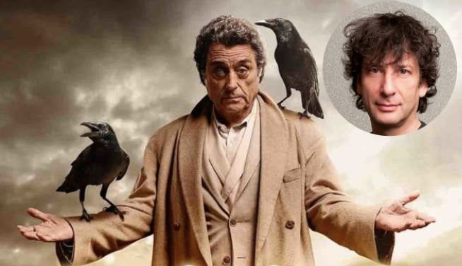 """American Gods Showrunner Reveals Why Neil Gaiman Was """"Deeply Concerned"""" About The Show"""