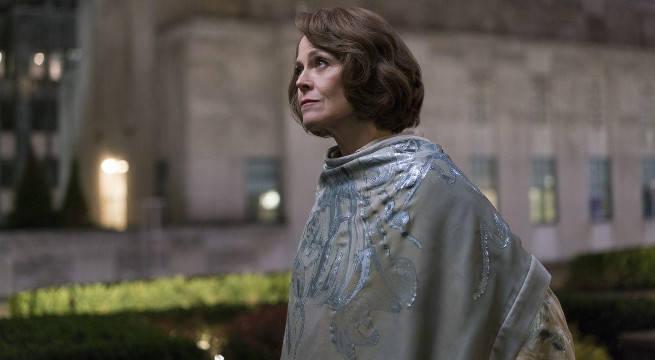 Sigourney Weaver Defenders Villain