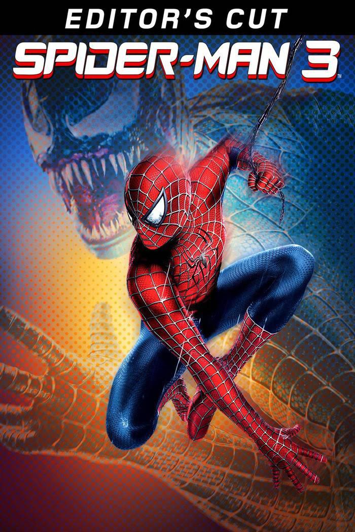spider-man 3 editor's cut