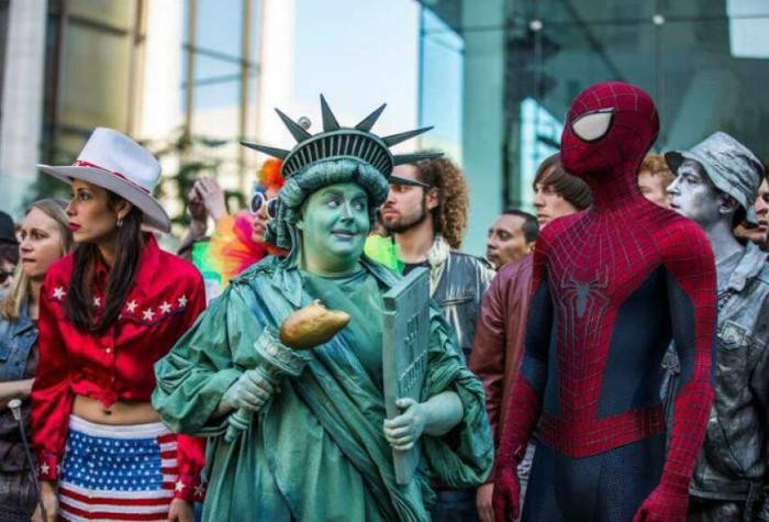 spider-man cameos aidy bryant