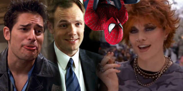 spider man cameos every franchise