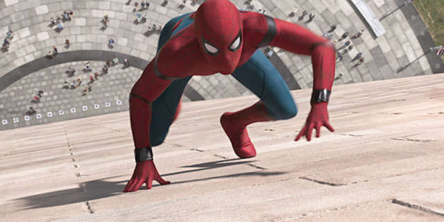 Spider-Man Homecoming Clip