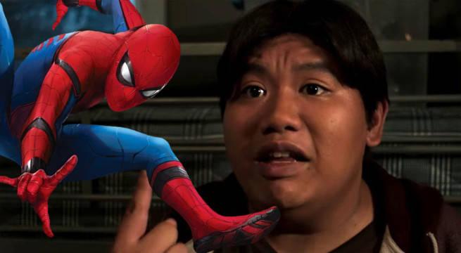 spider-man homecoming photos high school peter parker tom holland zendaya