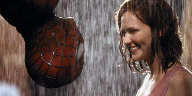 spider man kiss mary jane watson