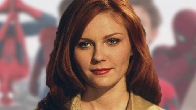 spider man mary jane watson kirsten dunst