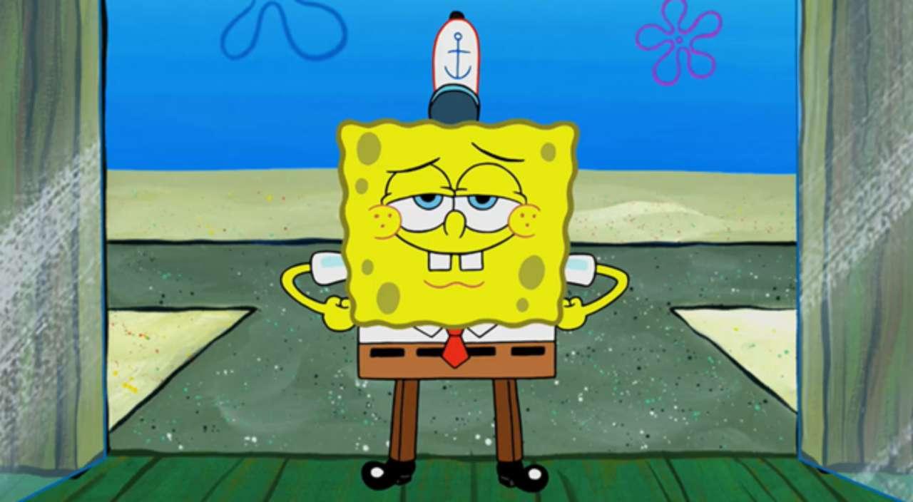 new spongebob movie in the works
