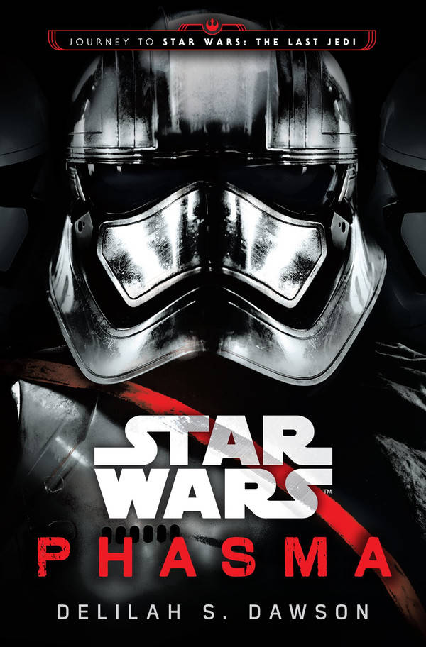 star wars books phasma