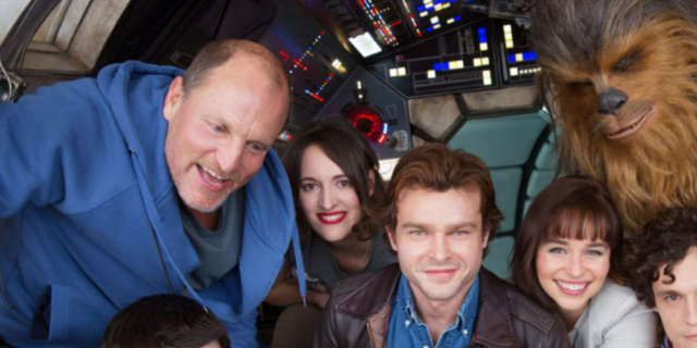 star wars han solo woody harrelson new details