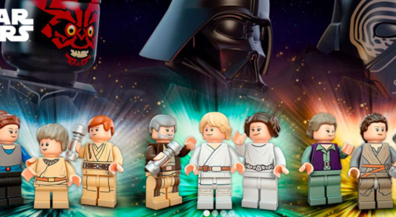 Russian Lego Site Unveils New Luke Skywalker Minifig For The Last Jedi