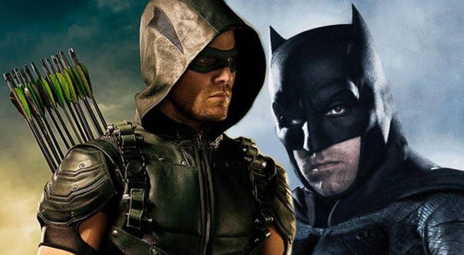 Stephen Amell Wants An Arrow Movie With Robbie Amell As Batman
