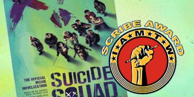 SuicideSquadNovelAward