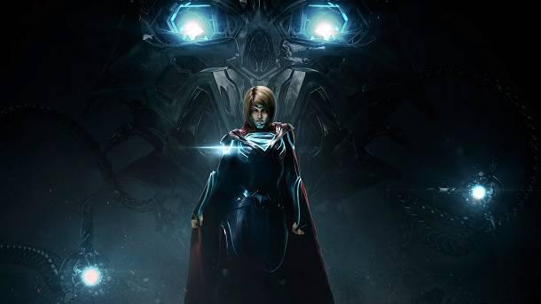 supergirl brainiac