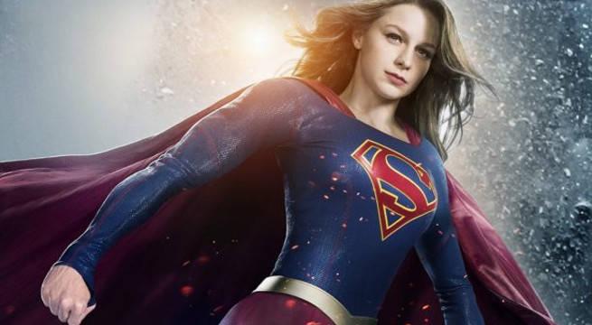 Supergirl Season 2 Blu ray