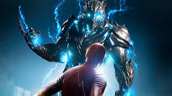 The Flash Savitar Future Barry Spoilers