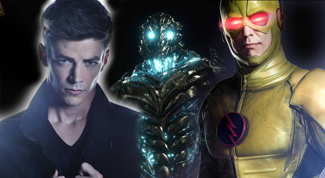The Flash Season 3 Finale Ending Savitar Barry Reverse Flash