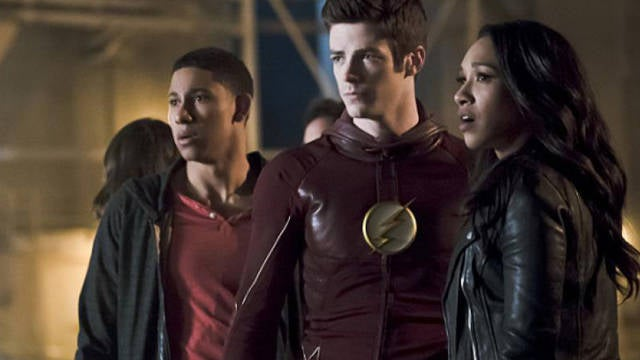 The-Flash-Wally-West-Barry-Allen