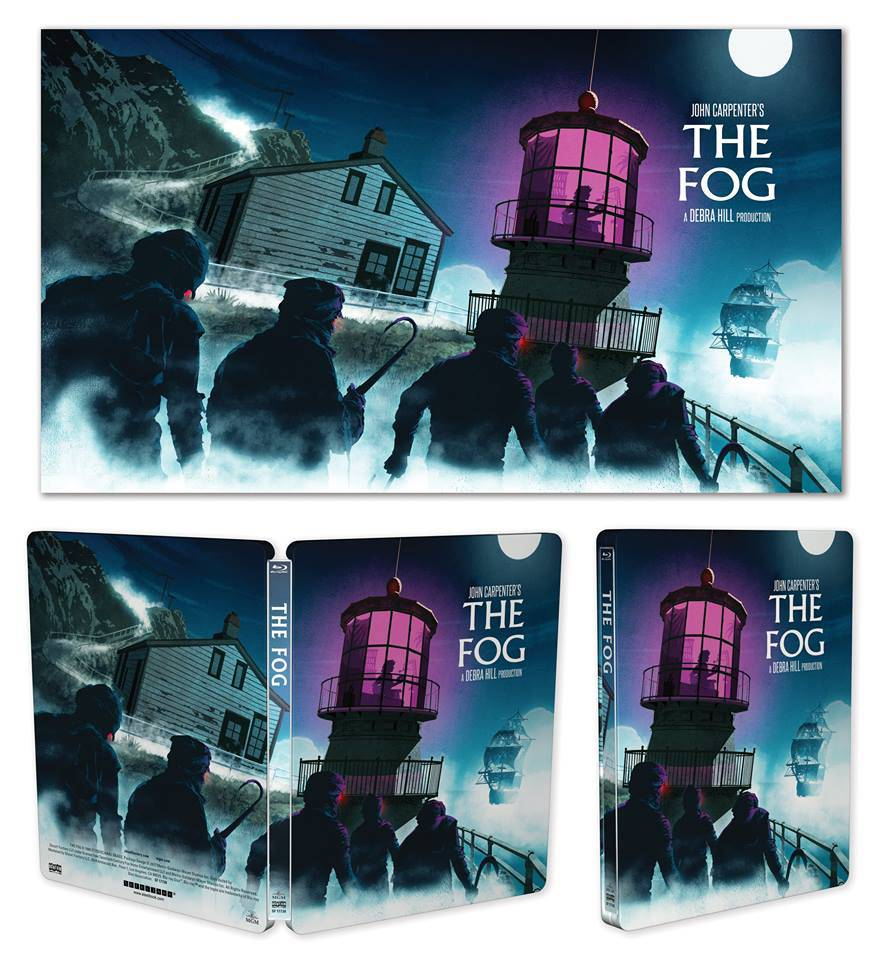 the fog limited edition steelbook