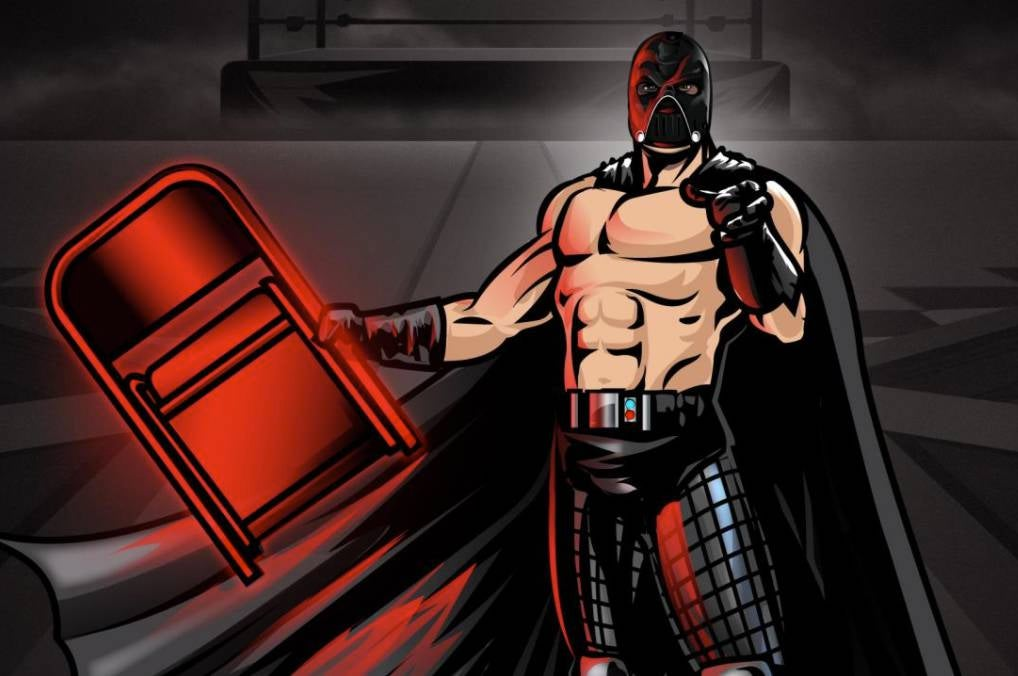 WWE Reimagines Star Wars Characters As Pro Wrestlers