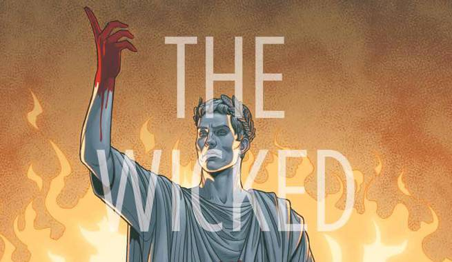 The Wicked + The Divine 455 Caesar