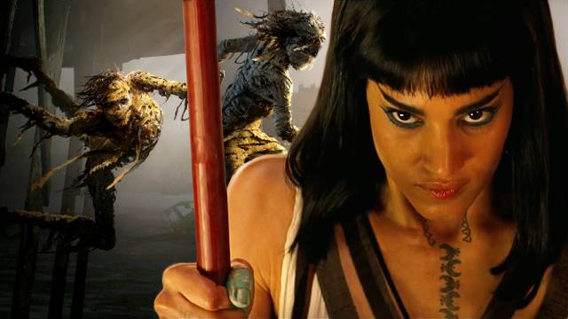 Sofia Boutella's Mummy Goes Through 5 Stages Of Transformation