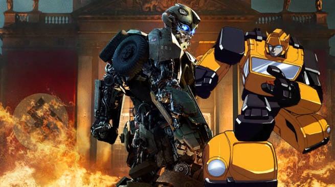 Transformers 5 Bumblebee WWII 2