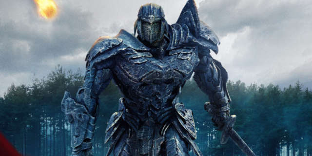 Transformers 5 Poster - Stellbane The Last Knight