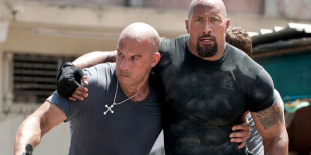 Vin Diesel Wishes Dwayne Johnson Happy Birthday