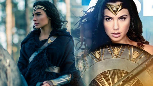 Wonder Woman Stuns On The Cover Of Cinema Teaser