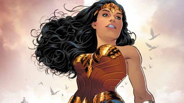 Wonder Woman FCBD