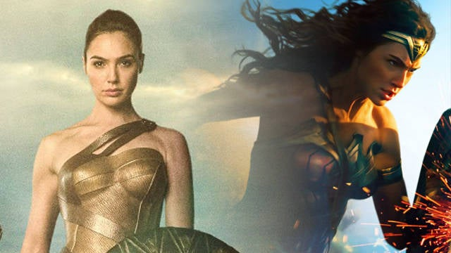 New Wonder Woman Trailer Shows A Goddess Ready For War