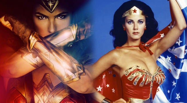 "The Wonder Woman Film Is A ""Spiritual Homage"" To The '70s TV Show"