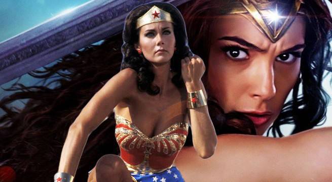 Wonder Woman Movie Lynda Carter
