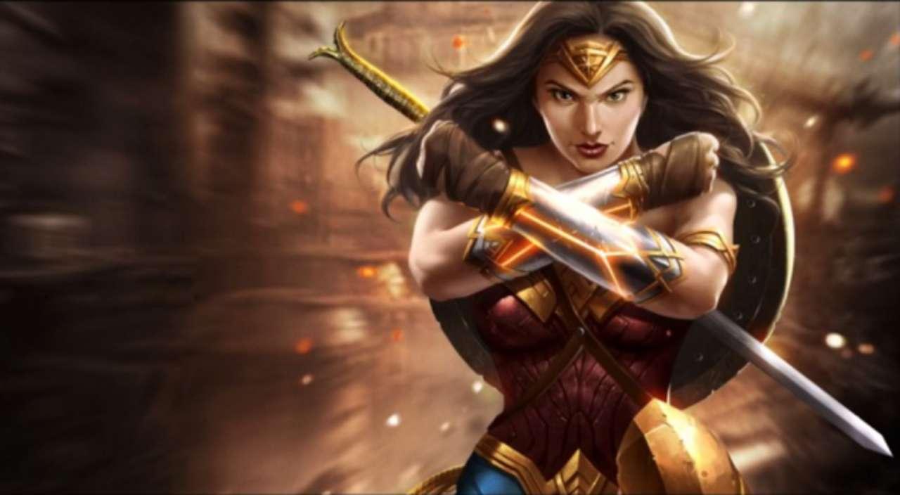Injustice 2 Mobile: New Wonder Woman Designs Revealed