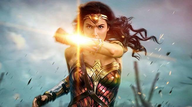 Wonder Woman Movie Review (2017)
