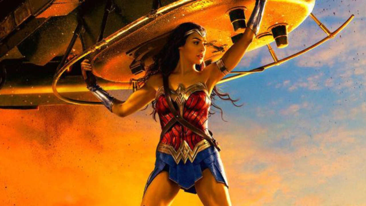 Wonder Woman Producer Details How The Film Changed Over Time