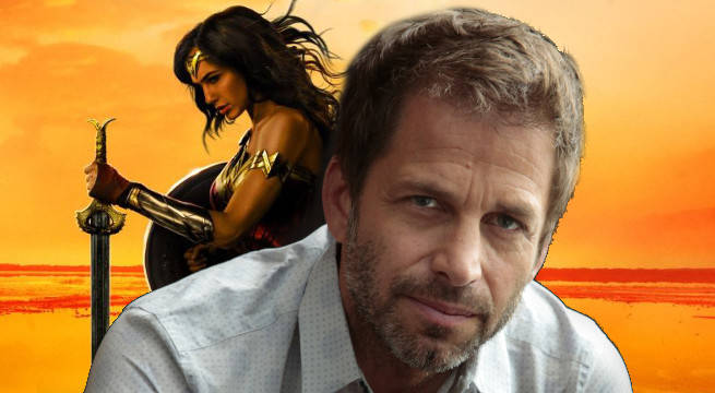 wonder woman zack snyder speaks about fans attraction to character