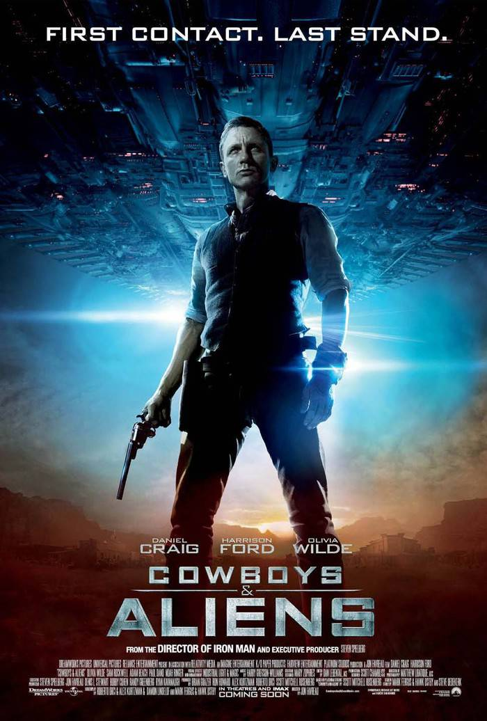 worst comic book adaptations movie tv cowboys and aliens