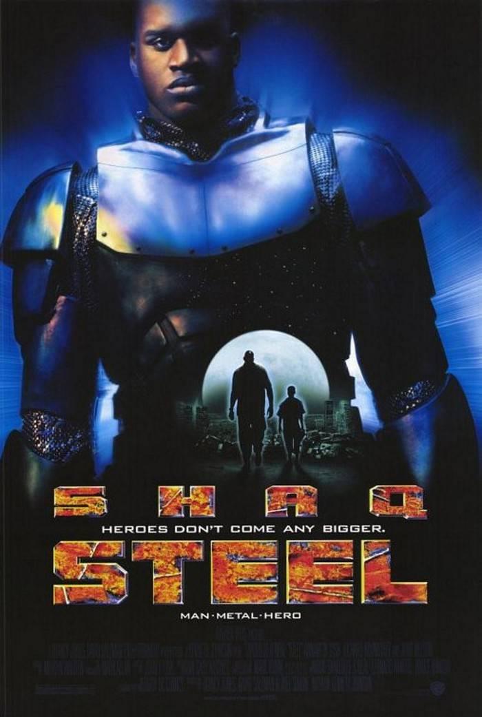 worst comic book adaptations movie tv steel movie