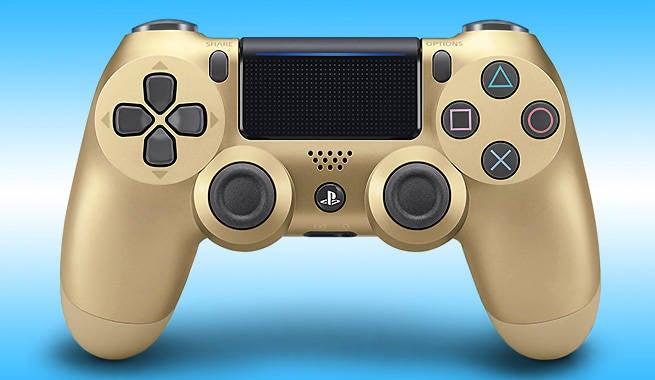 WWGps4controllergold