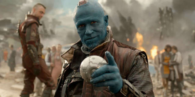 Yondu Mary Poppins Guardians of the Galaxy