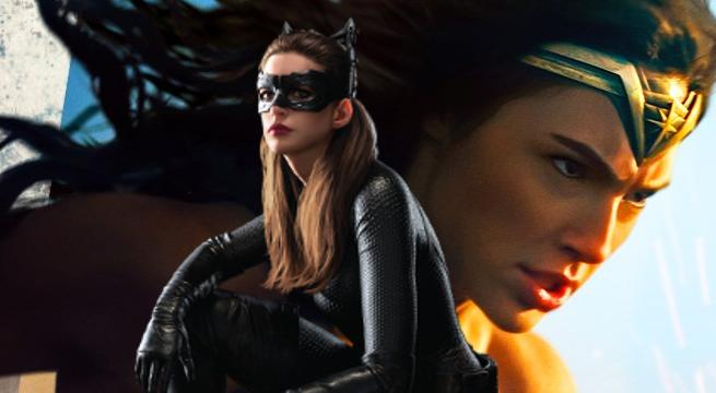 Anne Hathway Wonder Woman